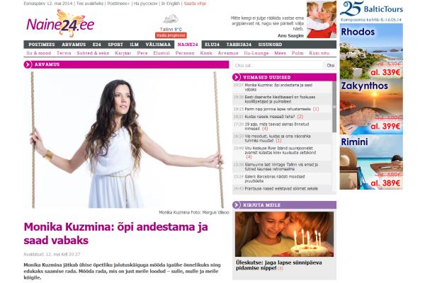 12.05.14_Monika Kuzmina õpi andestama ja saad vabaks-lühem